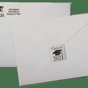Envelope Seals - Address Labels
